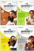 sentinel for dogs is a heartworm prevention for dogs medicine that contains milbemycin oxime