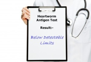 antigen test results